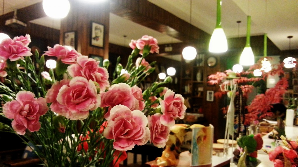 武夷山枫枫客栈遇见餐厅