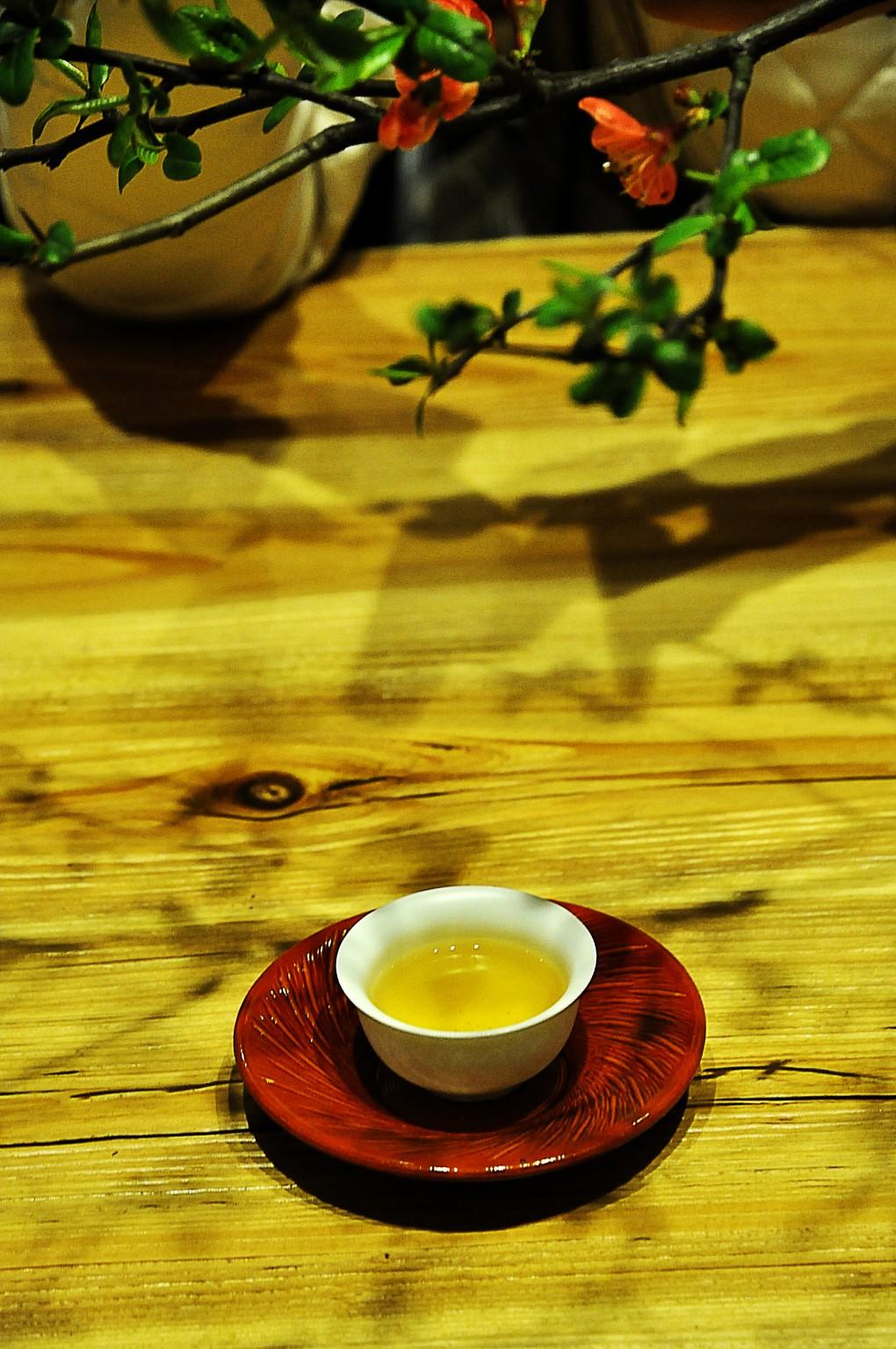 台湾茶对话武夷茶