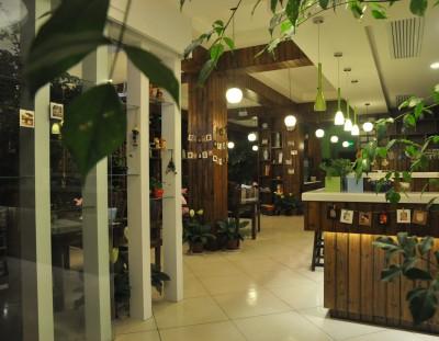 武夷山茶香满屋2号店&遇见餐厅