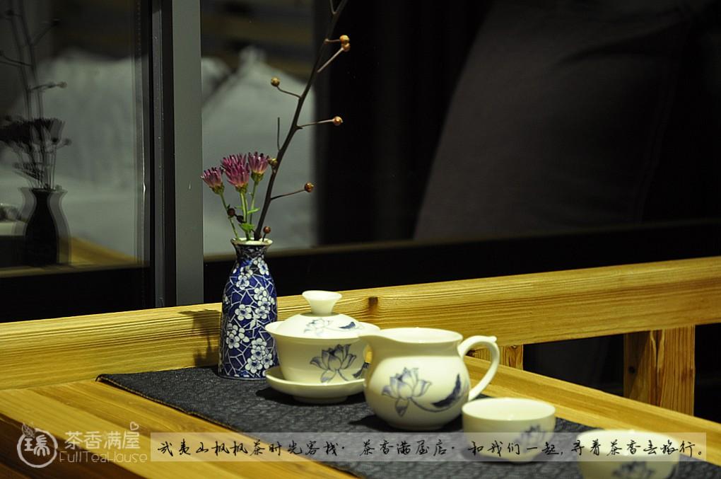 茶香满屋客栈枕着茶香入梦